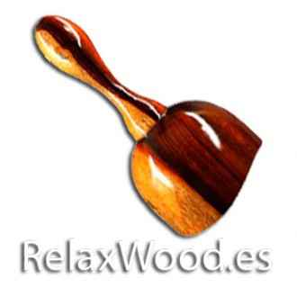 Swedish Cup Mid firming therapy treatment wood