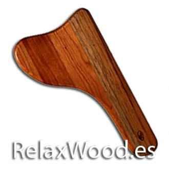 Table pour la thérapie de moulure de bois