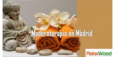 Maderoterapia en Madrid