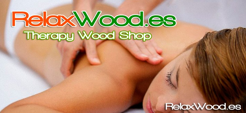 Shop On-line Therapy Woods and Equipment For Massage