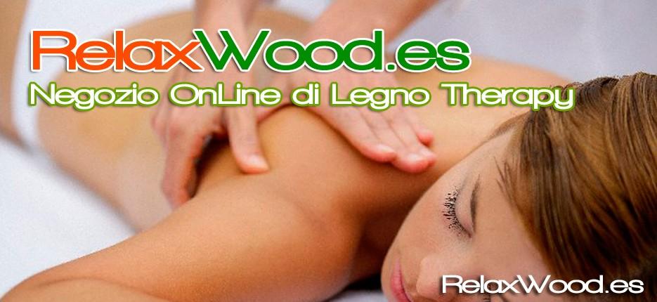 Negozio di strumenti on-line e attrezzature per la terapia di massaggio
